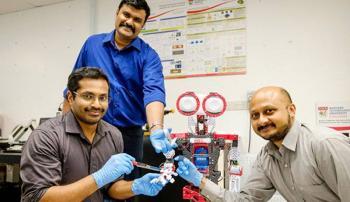 Con mini cerebros los robots pueden reconocer el dolor y repararse a sí mismos
