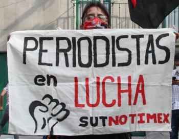 SutNotimex denuncia ante la JFCA por violación a la Huelga