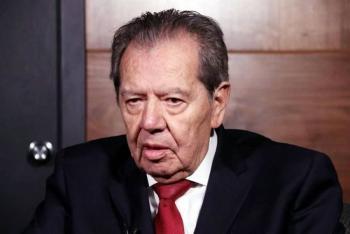 Serio revés para Morena resultados en Hidalgo y Coahuila: Muñoz Ledo