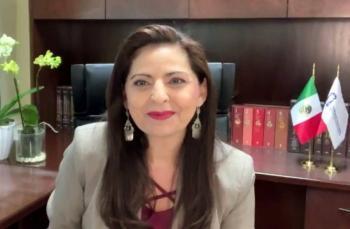 Mónica Soto Fregoso hace llamado a evitar violencia política entre mujeres