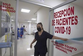 Se mantiene el repunte de hospitalizaciones por COVID-19 en Nuevo León