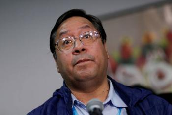 Encuesta presidencial de Bolivia da por ganador a Luis Arce, candidato de Evo Morales