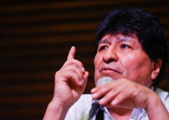 Tarde o temprano regresaré a Bolivia: Evo Morales