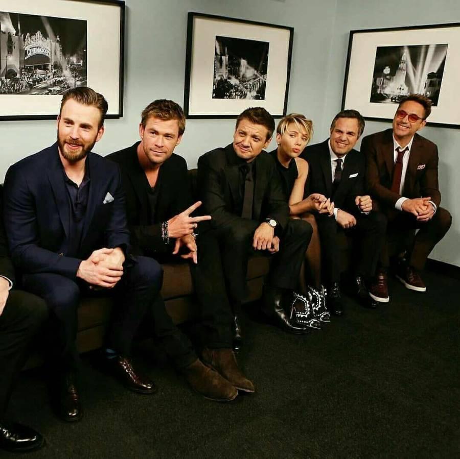 Actores de Avengers se unen a la campaña de Joe Biden
