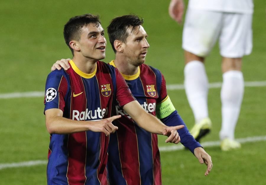 Barcelona, Leipzig y Lazio ganan; Chelsea y Sevilla no se hacen daño