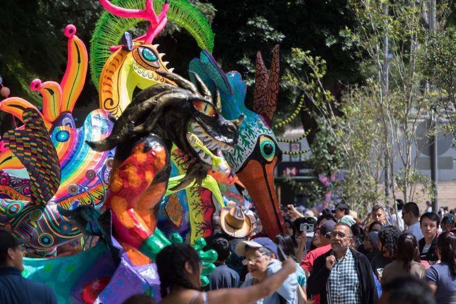 Alebrijes quedan protegidos contra el plagio en México y el extranjero