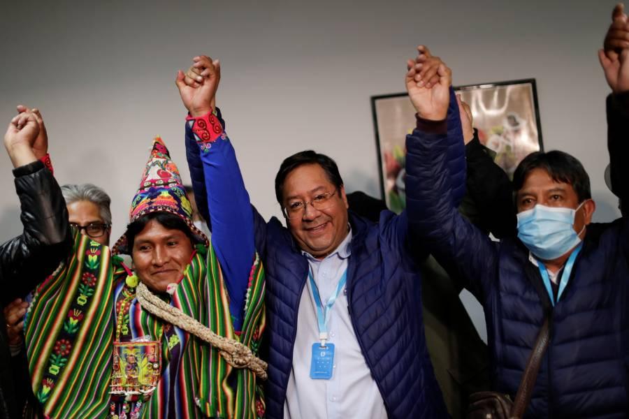 Exministro de Evo gana elecciones  en Bolivia, según conteo preliminar