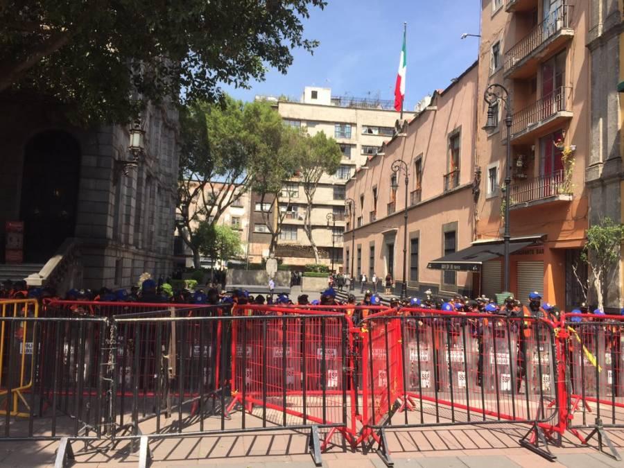 Traslada Senado discusión sobre fideicomisos a Casona de Xicoténcatl
