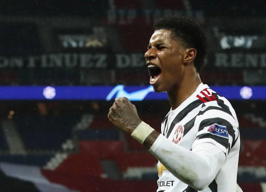 Manchester United vuelve a hacer la diablura y vence al PSG
