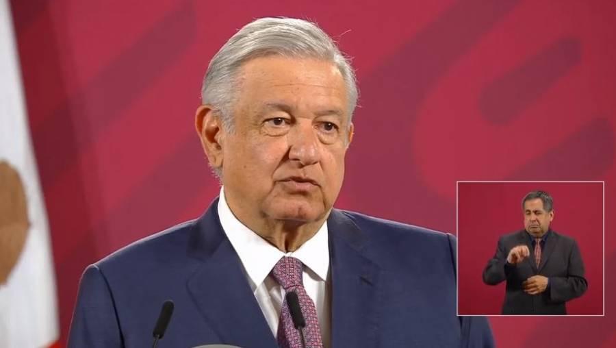 """""""Es muy probable que Chiapas entre a semáforo verde"""", estima AMLO"""