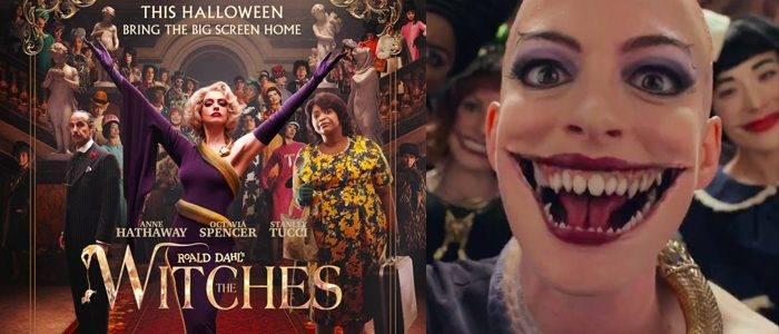 Vídeo: Transformación de Anne Hathaway en la Gran Bruja
