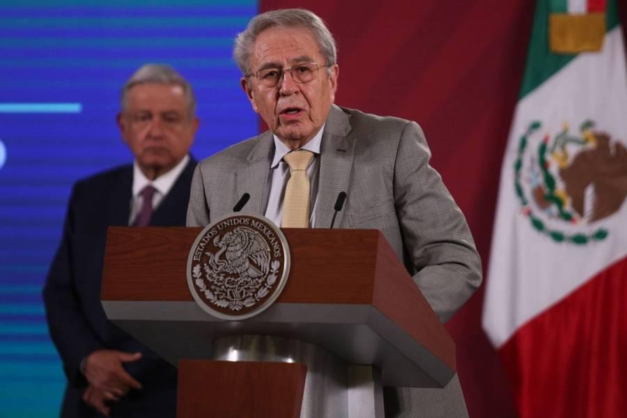 Jorge Alcocer pide evitar reuniones en festividades ante riesgos de rebrote