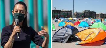 El Zócalo capitalino no se puede privatizar: Claudia Sheinbaum a Frenaaa