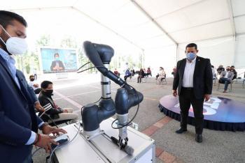 IPN-Guanajuato recibe donación de 2.1 mdp para equipar laboratorio tecnológico