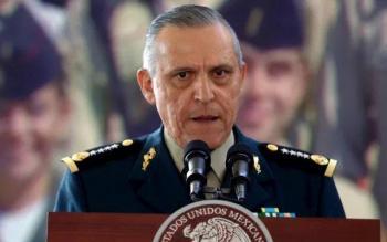 Audiencia de Salvador Cienfuegos será pública, pero él no estará