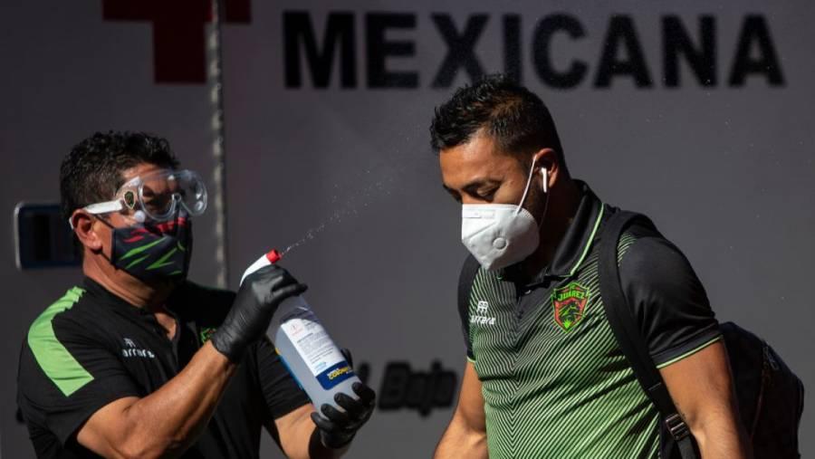 Marco Fabian positivo a Covid-19 se perderá encuentro contra Tigres y Querétaro