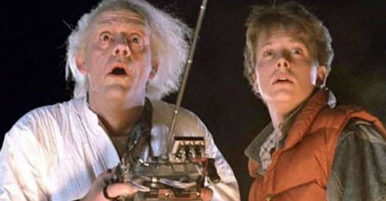 "¿Celebras el ""Back to the Future Day""?"