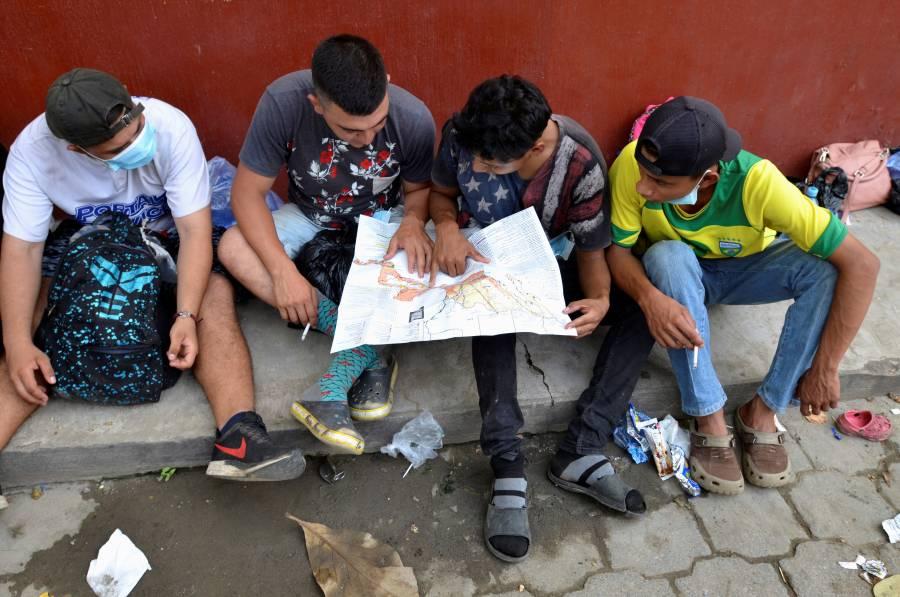 Buscan a padres de 545 niños migrantes