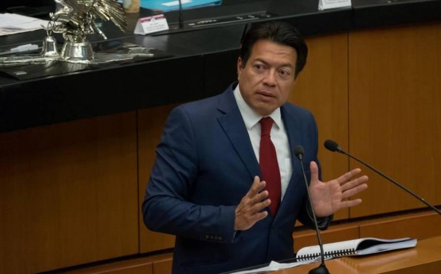 """Mario Delgado afirma que los gobernadores son """"los mismos hampones de siempre"""""""