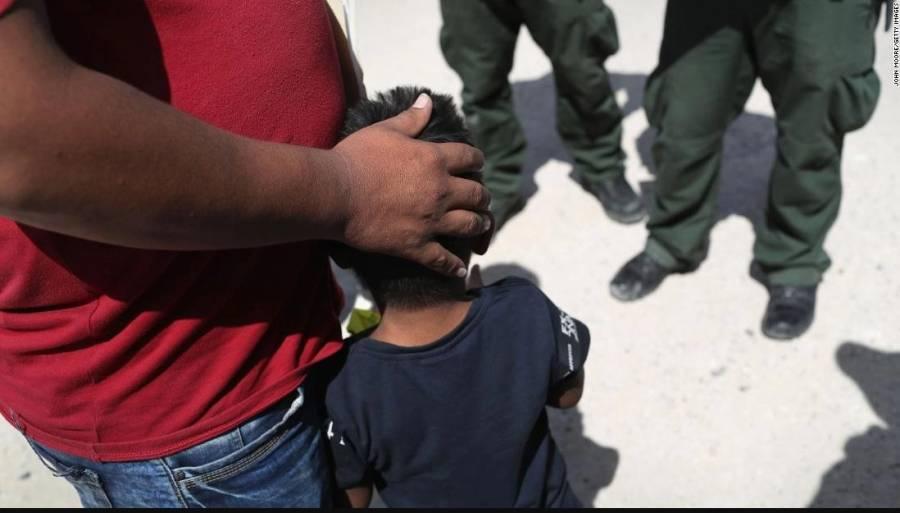 Padres de 545 niños separados en la frontera se encuentran ilocalizables