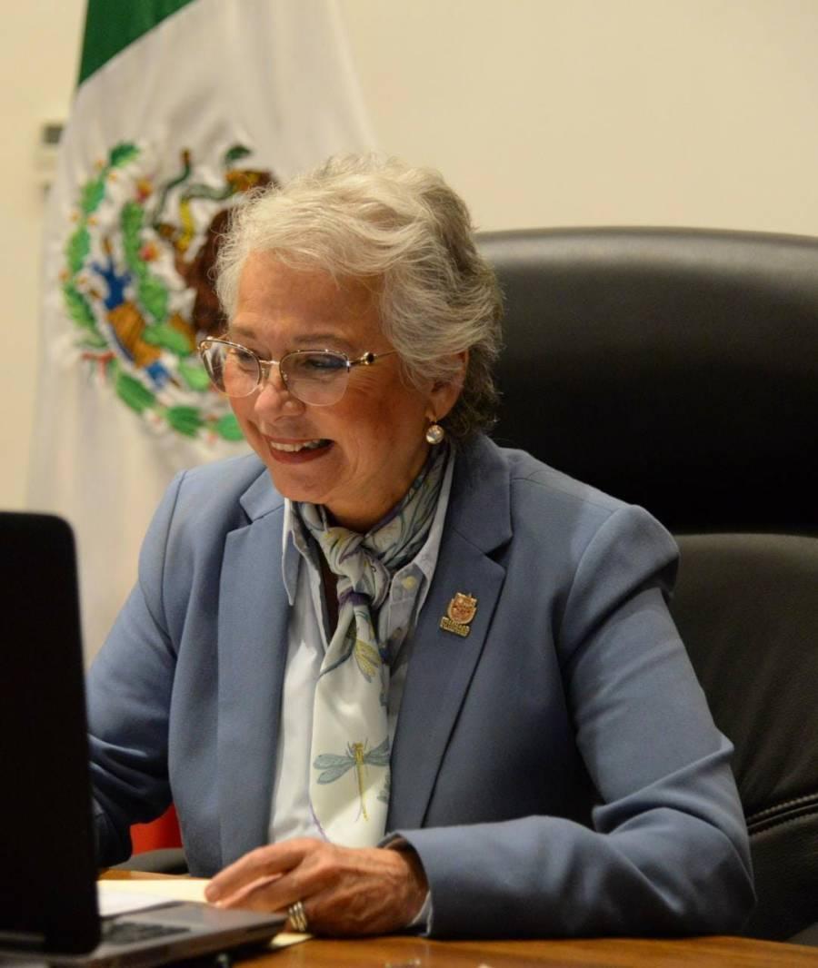 Hay misoginia en gabinete, afirma Sánchez Cordero