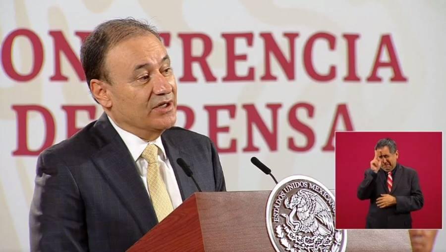 Estrategia de seguridad da resultados, pero no se resolverá de la noche a la mañana: Alfonso Durazo