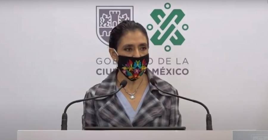 Secretaria de Salud no descarta regreso a semáforo rojo en CDMX