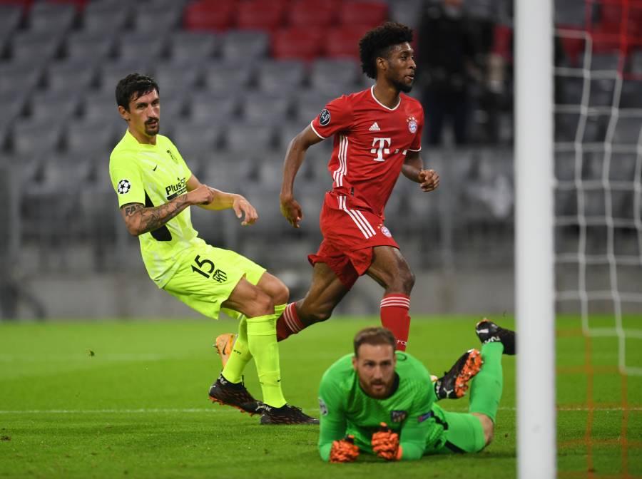 Bayern destroza al Atlético de Madrid en la Champions; Liverpool supera al Ajax