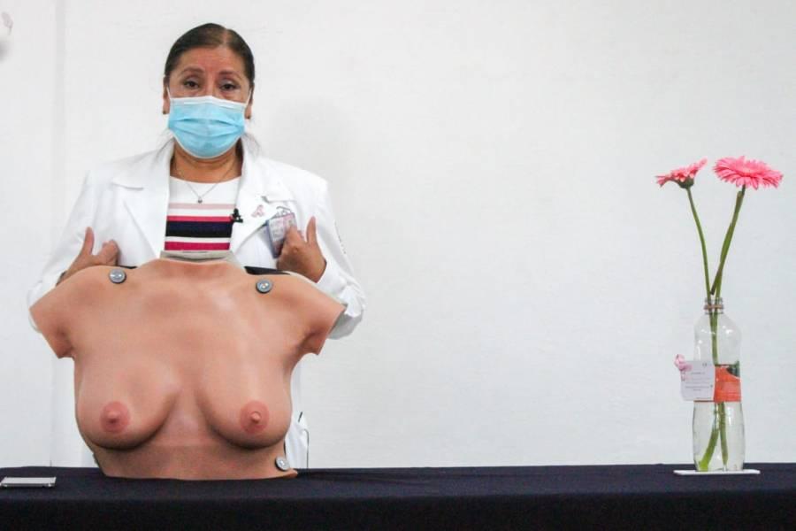 Diariamente 60 casos nuevos de cáncer de mama en México