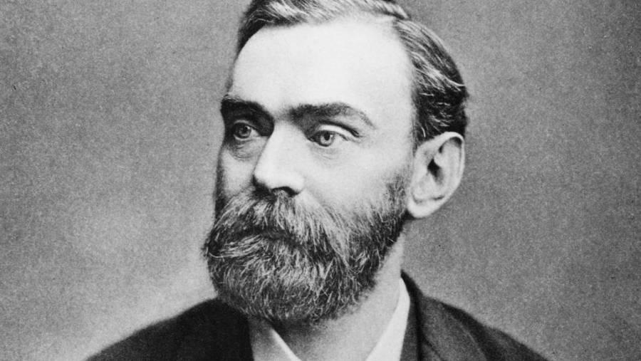 21 de octubre de 1833: Nace el inventor Alfred Nobel