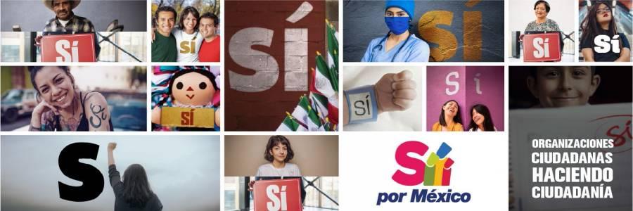 Presentaron Sí por México; busca equilibrar poder