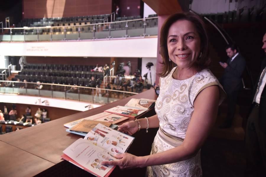 Rechaza Vázquez Mota que fundaciones recibieran recursos de fideicomisos