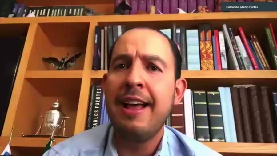 Debe PAN redoblar esfuerzos de cara al 2021: Marko Cortés