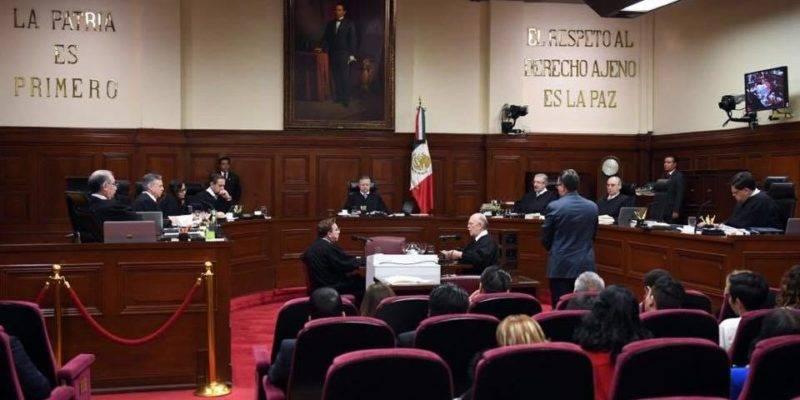 Ratifica SCJN suspensión de decreto de la Sener