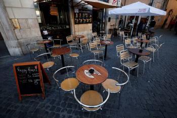 Lombardía, génesis del Covid en  Italia, decreta toque de queda