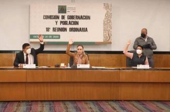 Avalan en Comisión consulta sobre