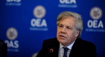"""México cuestiona """"autoridad moral"""" de Luis Almagro al frente de la OEA"""