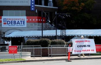 Biden inyecta 177.3 mdd en  último tramo de campaña