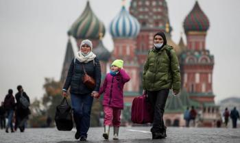 Kremlin descarta confinamiento pese a incremento de muertes por COVID-19