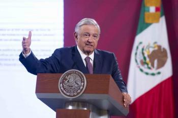 RECHAZA AMLO QUE HAYA REBROTE DEL COVID-19 EN MEXICO
