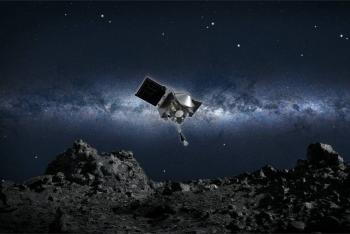 Por primera vez en su historia, NASA aterriza sonda en un asteroide