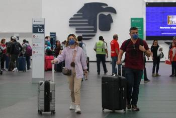 SSA recomienda evitar viajes internacionales no esenciales por Covid-19