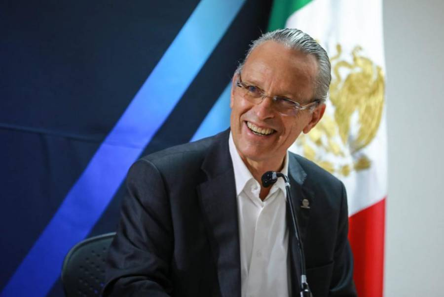 José Medina Mora suplirá a de Hoyos como presidente de Coparmex