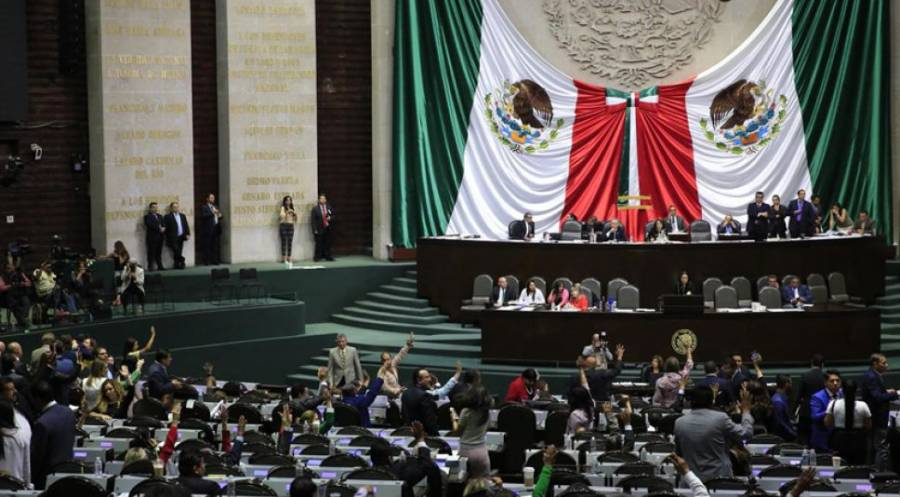 Diputados aprueban Ley de Ingresos; va al Senado