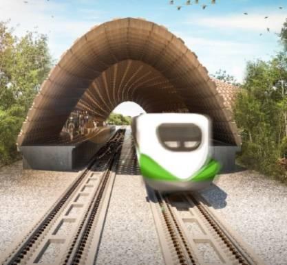 Tren Maya, entre los mayores proyectos de transporte en Norteamérica