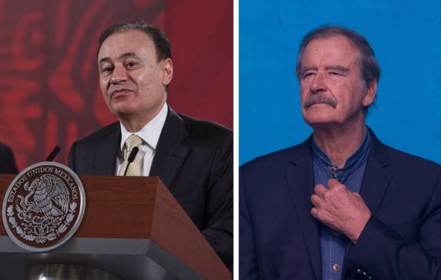 Alfonso Durazo a Vicente Fox: Es una pena para él mismo y para el País