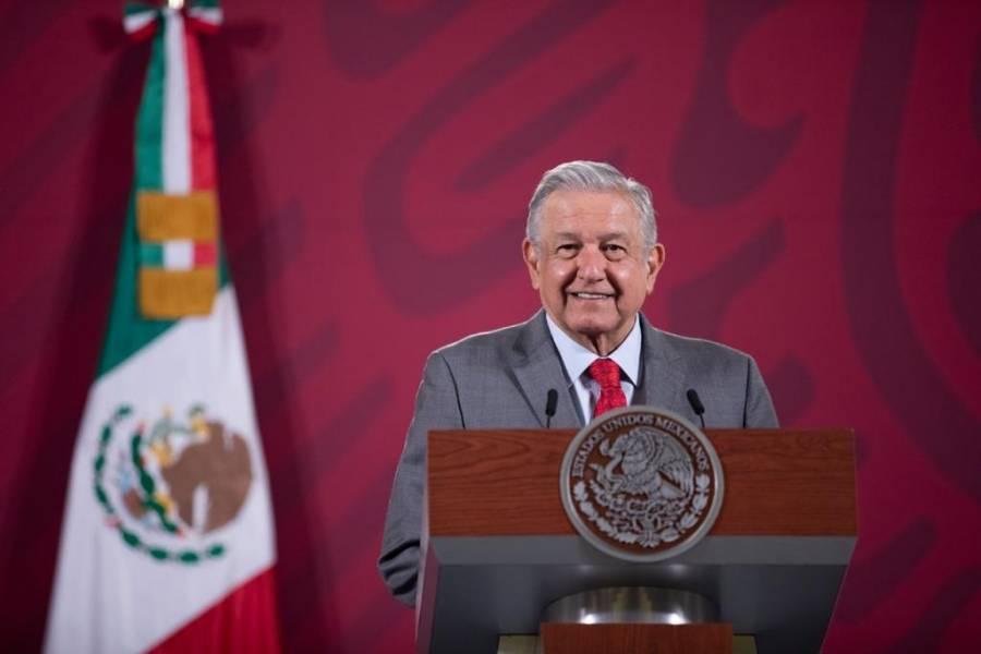México llega a acuerdo sobre Tratado del Agua con EU; AMLO agradece a Trump por su comprensión y solidaridad