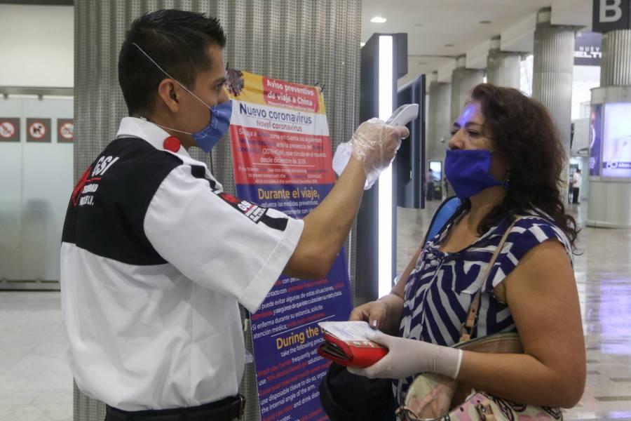 Alto riesgo en viajes al extranjero, alerta SSa