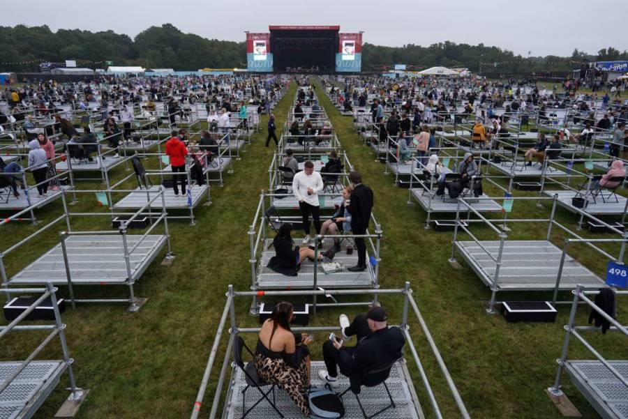 Habrá conciertos al aire libre y con sana distancia en la CDMX
