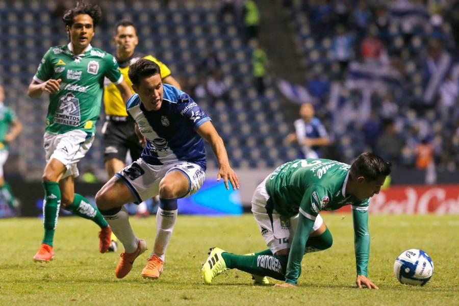 ¡A puerta cerrada! Puebla anuncia que partido contra León será sin público